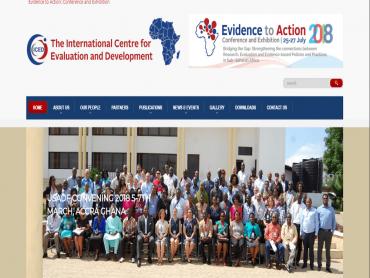 International NGO web design digital marketing
